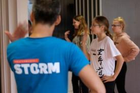 Dagproject Dansdag voorgezet onderwijs