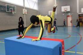 Dagproject Stuntdag voorgezet onderwijs