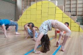 Workshop Acrobatiek basisschool