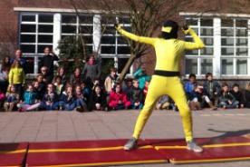 Workshop Stuntman basisschool